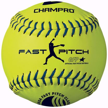 """Picture of Champro USSSA 12"""" Game Fast Pitch"""