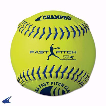 """Picture of Champro USSSA 11"""" Tournament Fast Pitch"""