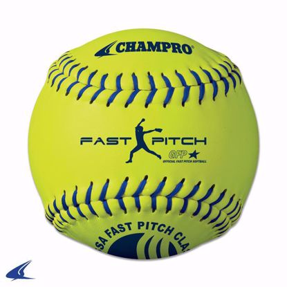 """Picture of Champro USSSA 11"""" Game Fast Pitch"""
