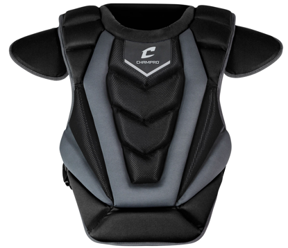 "Picture of Optimus Pro Chest Protector Intermediate 15.5"" BLACK"
