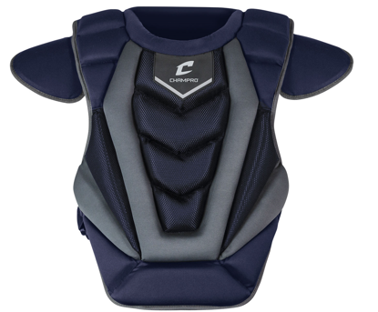 "Picture of Optimus Pro Chest Protector Intermediate 15.5"" NAVY"