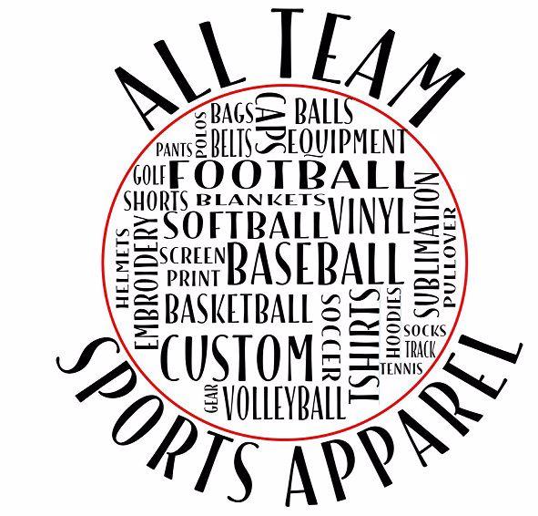All Team Sports Apparel