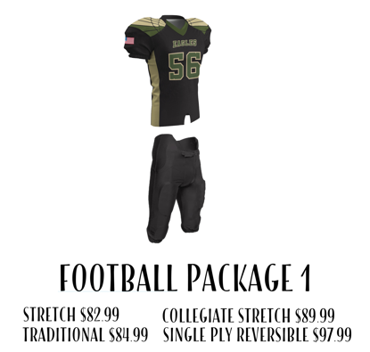 Picture of Football Uniform Package 1