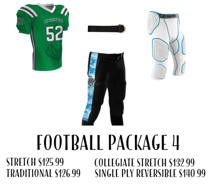 Picture of Football Uniform Package 4