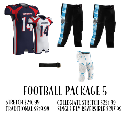 Picture of Football Uniform Package 5