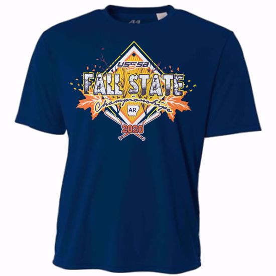 Picture of Arkansas USSSA Fall State 2020 Shirt